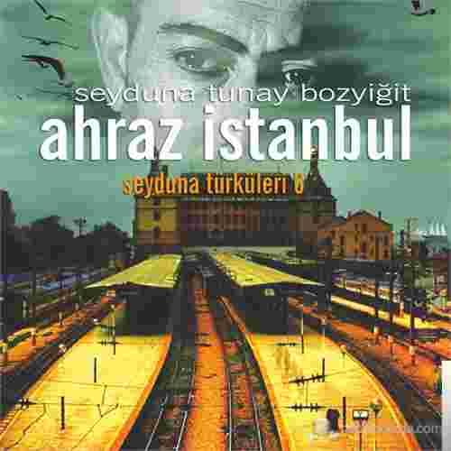 Ahraz İstanbul (2013) albüm kapak resmi