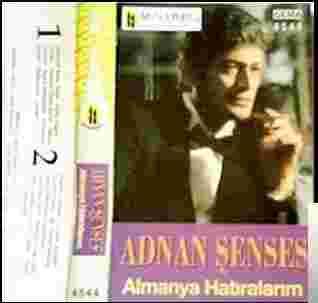 Almanya Hatıralarım (1983) albüm kapak resmi
