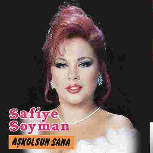 Aşkolsun Sana (1993) albüm kapak resmi