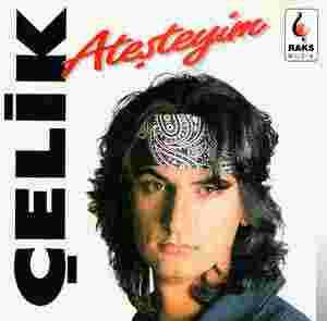 Ateşteyim (1994) albüm kapak resmi