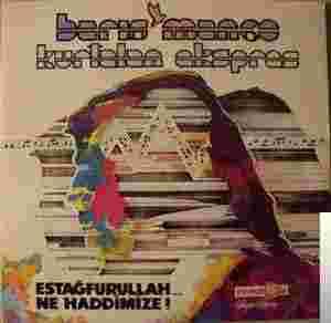 Estağfurullah (1991) albüm kapak resmi