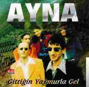 Gittiğin Yağmurla Gel (1996) albüm kapak resmi
