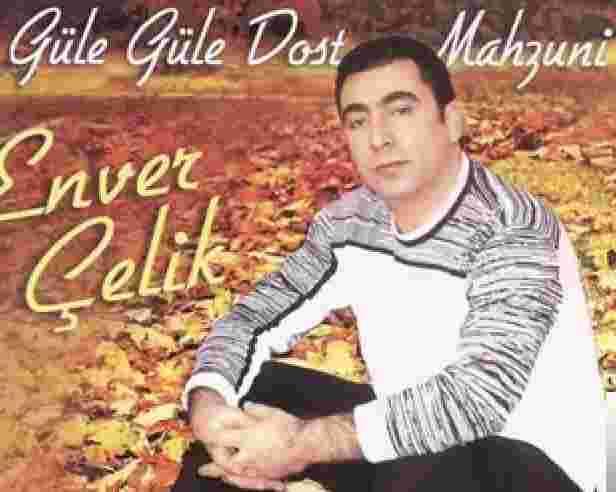 Güle Güle Dost Mahzuni (2003) albüm kapak resmi