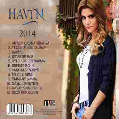 Havin (2014) albüm kapak resmi