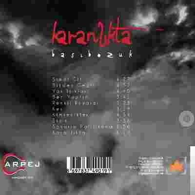 Karanlıkta (2013) albüm kapak resmi