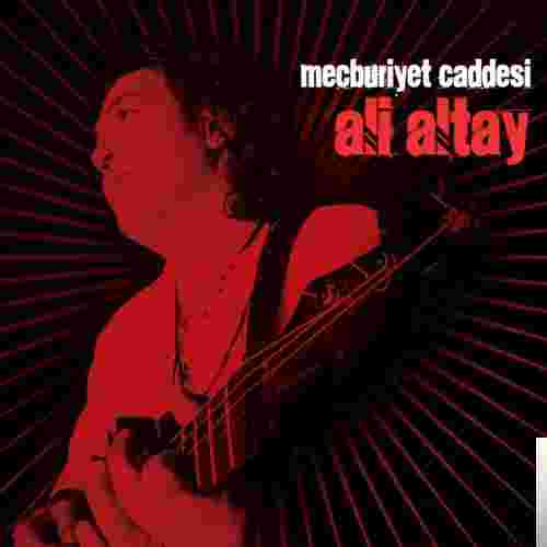 Mecburiyet Caddesi (2008) albüm kapak resmi