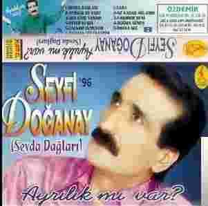 Sevda Dağları/Ayrılık mı Var (1996) albüm kapak resmi