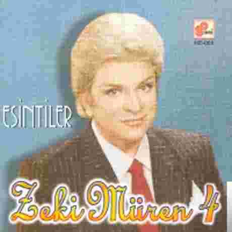 Zeki Müren 1,2,3,4 (1994) albüm kapak resmi
