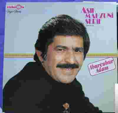 Aburcubur Adam (1986) albüm kapak resmi