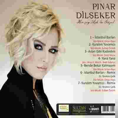 Her Şey Aşkla Güzel (2013) albüm kapak resmi