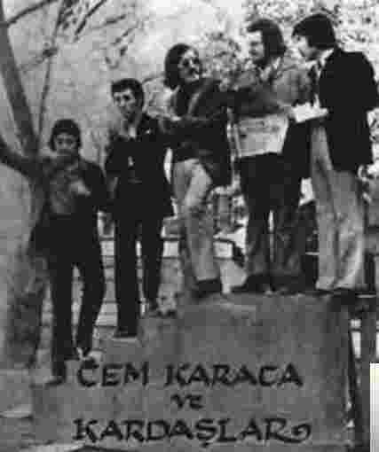 Kardaşlar (1973) albüm kapak resmi