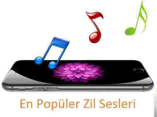 Popüler Telefon Zil Müzikleri albüm kapak resmi