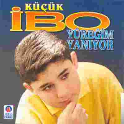 Yüreğim Yanıyor (1998) albüm kapak resmi