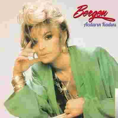 Acıların Kadını (1986) albüm kapak resmi
