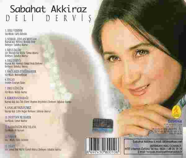 Deli Derviş (2004) albüm kapak resmi