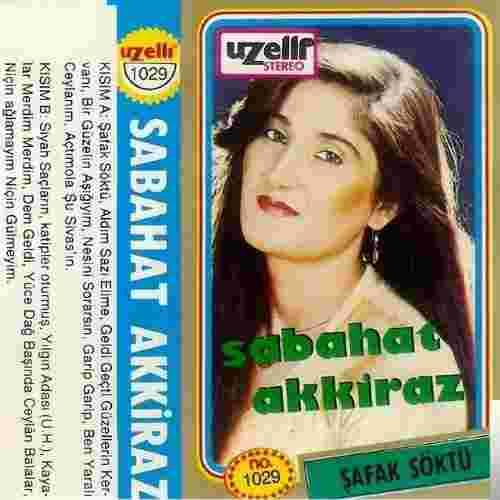 Şafak Söktü (1985) albüm kapak resmi