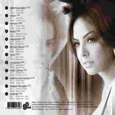 Araftayım (2014) albüm kapak resmi