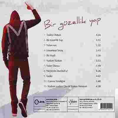 Bir Güzellik Yap (2012) albüm kapak resmi