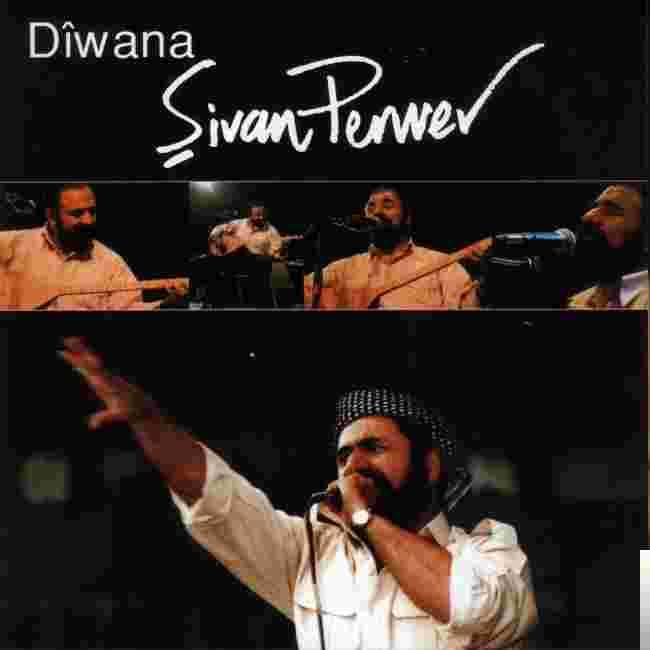 Diwana Şivan Perwer (2005) albüm kapak resmi