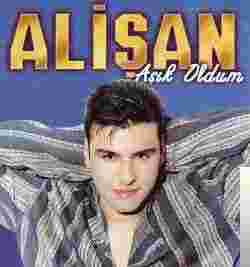 Aşık Oldum (1996) albüm kapak resmi