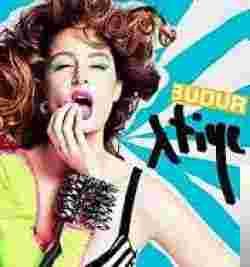 Budur (2011) albüm kapak resmi