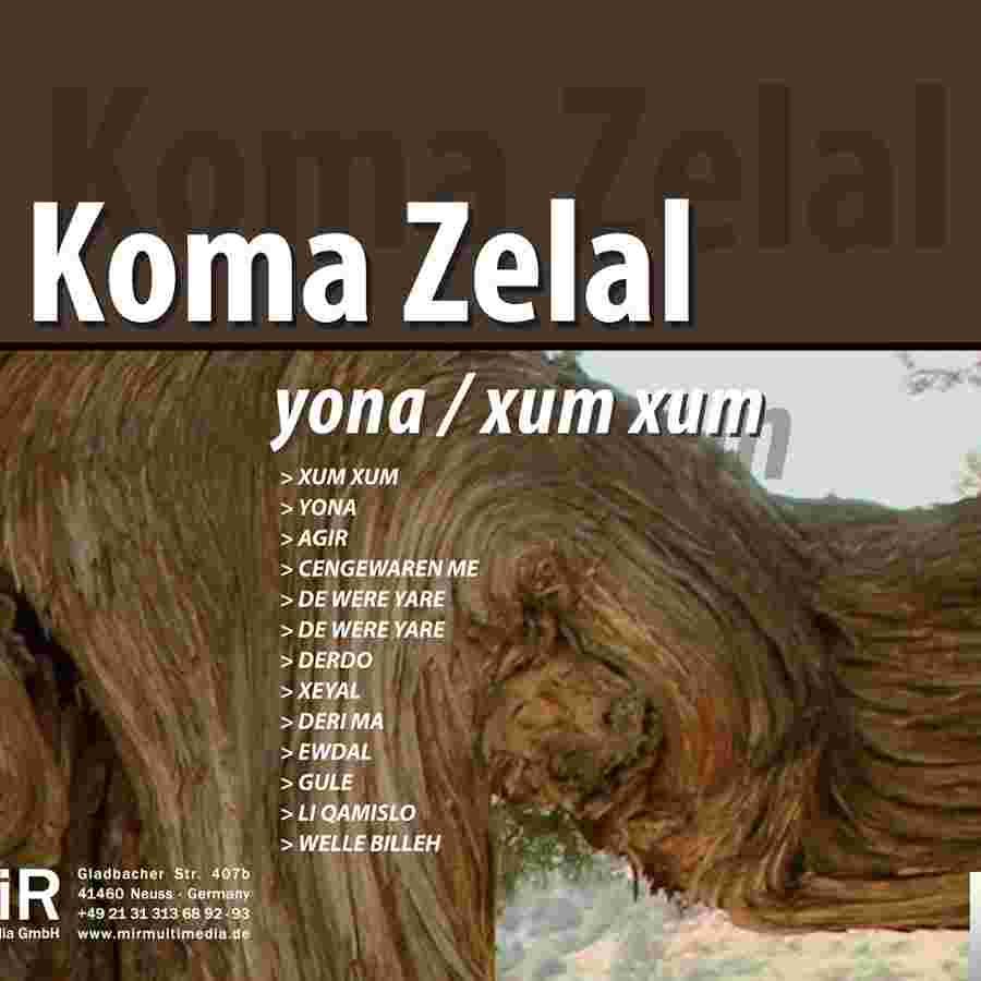 Yana Xum Xum (2013) albüm kapak resmi