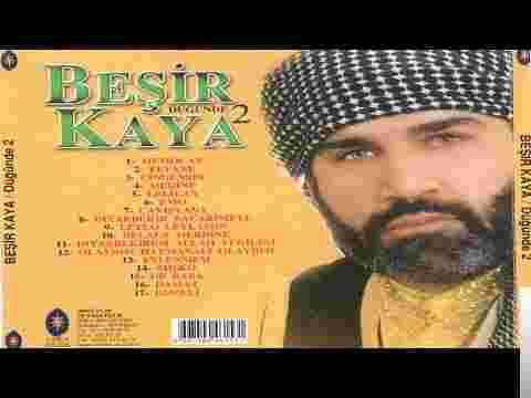 Beşir Kaya Düğünde 2 (1998) albüm kapak resmi