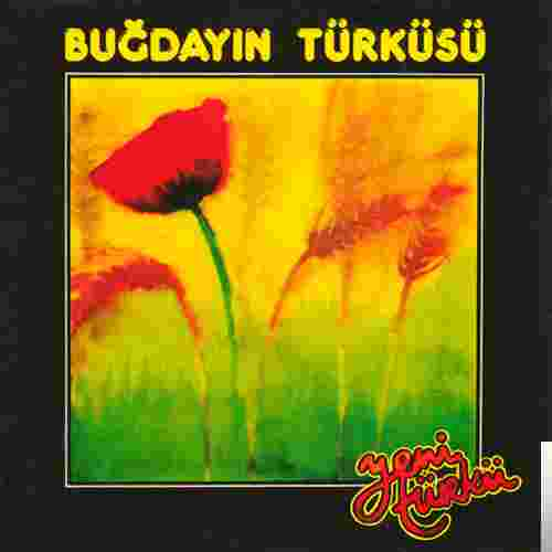 Buğdayın Türküsü (1979) albüm kapak resmi