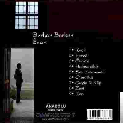 Evar (2011) albüm kapak resmi