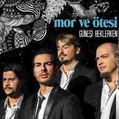 Güneşi Beklerken (2012) albüm kapak resmi