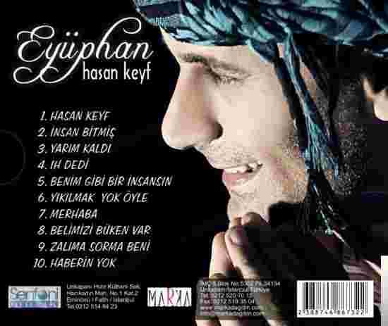Hasan Keyf (2013) albüm kapak resmi