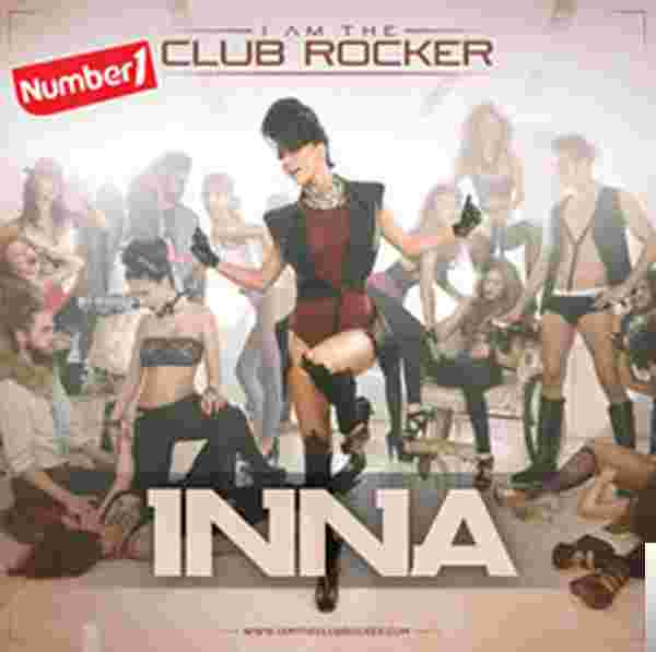 I Am The Club Rocker (2011) albüm kapak resmi