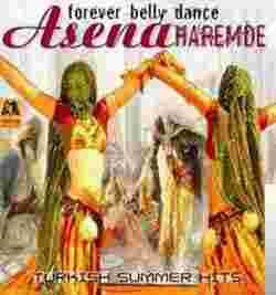 Asena Haremde (2001) albüm kapak resmi