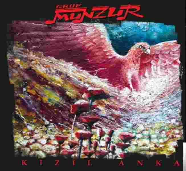 Kızıl Anka (2008) albüm kapak resmi