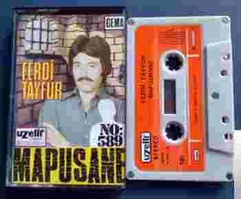 Mapushane (1979) albüm kapak resmi