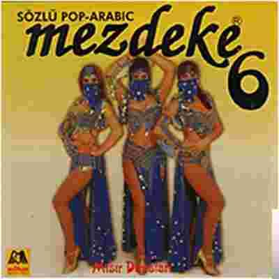 Mezdeke 6 (1997) albüm kapak resmi