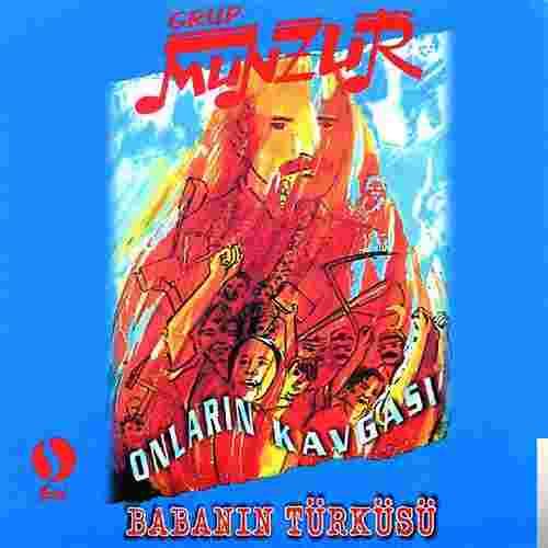 Onların Kavgası Babanın Türküsü (1993) albüm kapak resmi