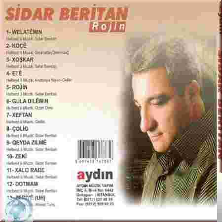 Rojin (2008) albüm kapak resmi