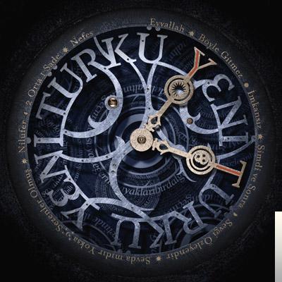 Şimdi Ve Sonra (2012) albüm kapak resmi