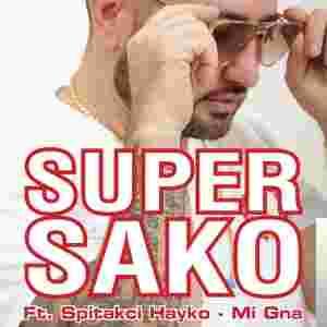 Super Sako (2017) albüm kapak resmi