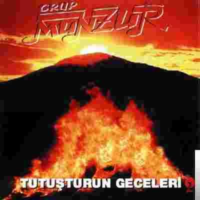 Tutuşturun Geceleri (1997) albüm kapak resmi