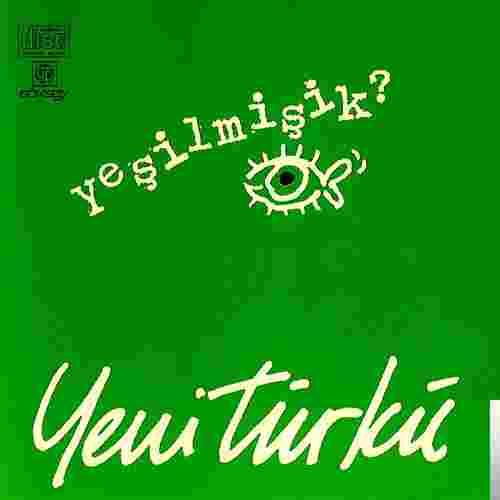 Yeşilmişik (1988) albüm kapak resmi