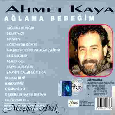 Ağlama Bebeğim (2005) albüm kapak resmi