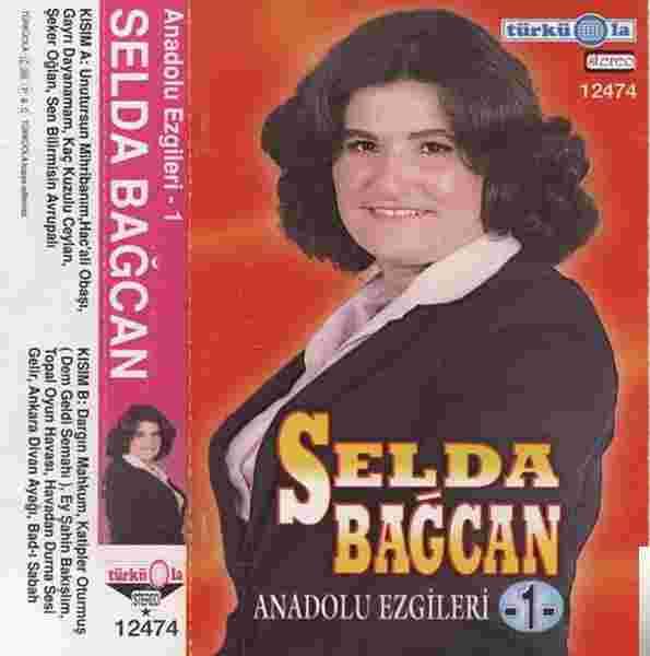 Anadolu Ezgileri (1993) albüm kapak resmi