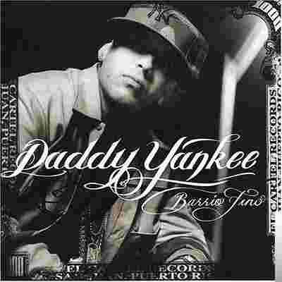 Barrio Fino (2004) albüm kapak resmi