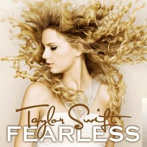 Fearless (2008) albüm kapak resmi