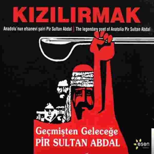 Geçmişten Geleceğe Pir Sultan Abdal (1994) albüm kapak resmi