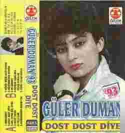 Dost Dost Diye (1993) albüm kapak resmi