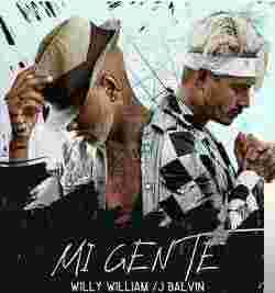 Mi Gente (2017) albüm kapak resmi
