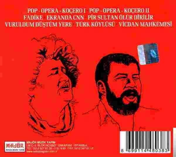Koçero (1994) albüm kapak resmi